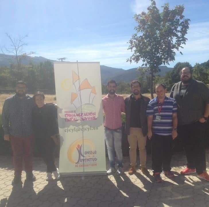 Encuentro de Dinamización Rural Juvenil