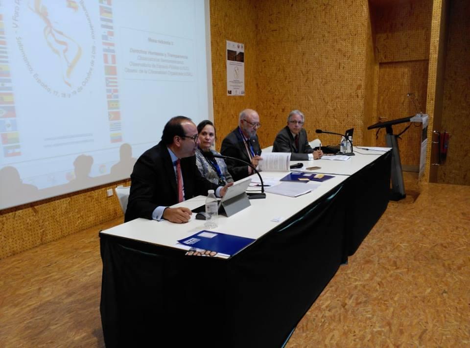 V Foro Pro Integración de Juristas de Iberoamérica