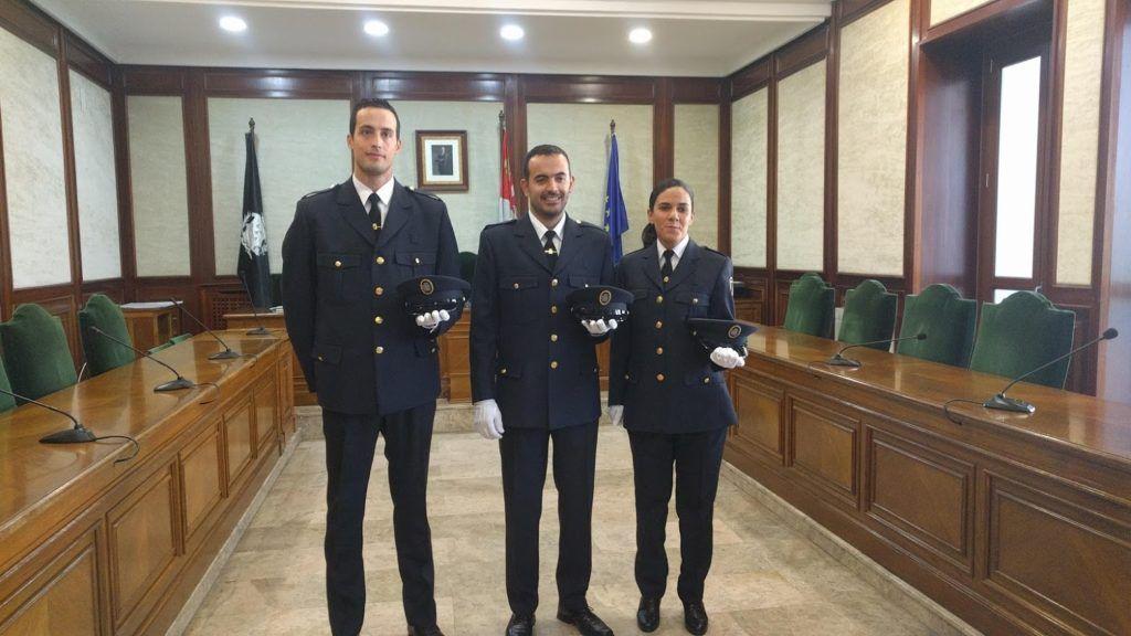 Policía Local Béjar