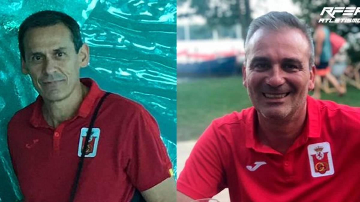 El bejarano Antonio Sánchez nuevo director deportivo de la Federación Española de Atletismo
