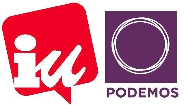 Iu y Podemos