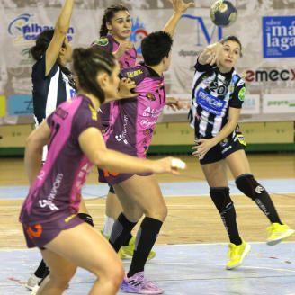 El Aula Alimentos de Valladolid no puede con el Málaga en un gran partido de ambos conjuntos