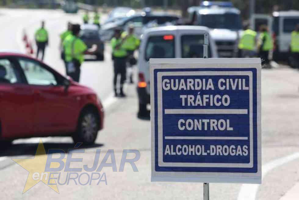 Tráfico realizará más de 2.500 pruebas diarias de alcohol y otras drogas a conductores en CyL