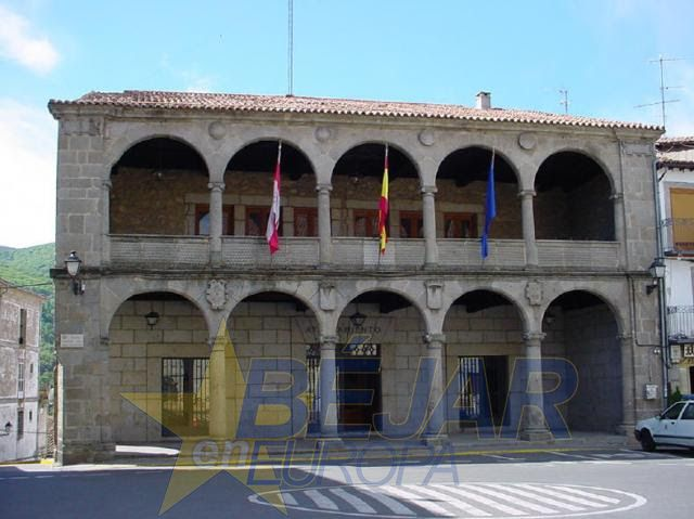 Ayuntamiento de Bejar