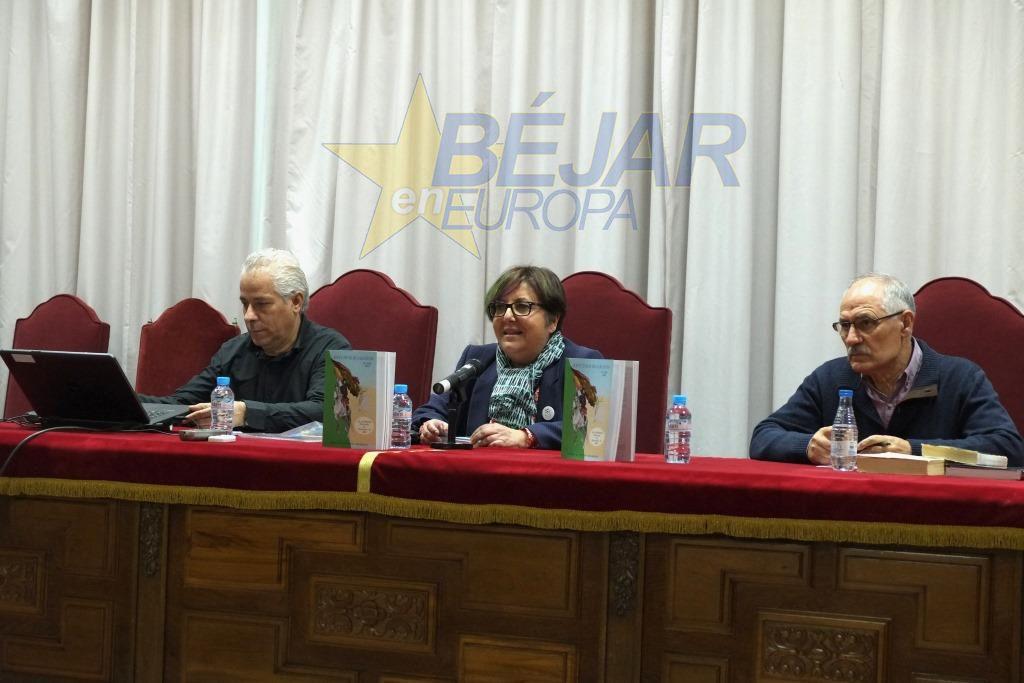 Presentada la revista Estudios Bejaranos número XXII