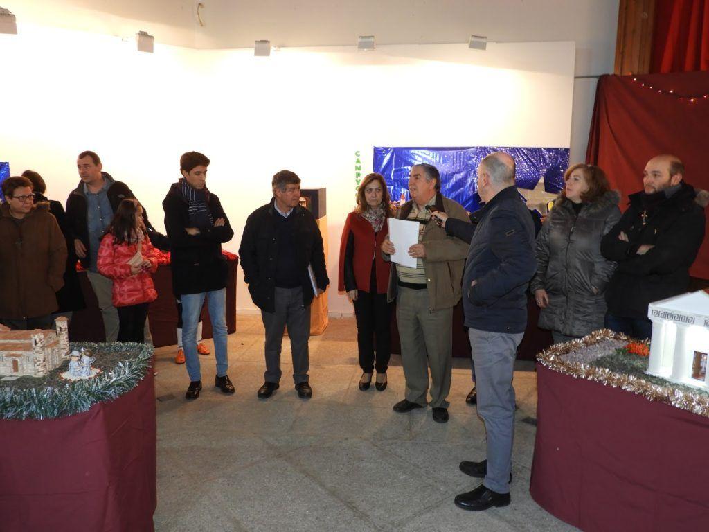 Inauguración Muestra de Belenes