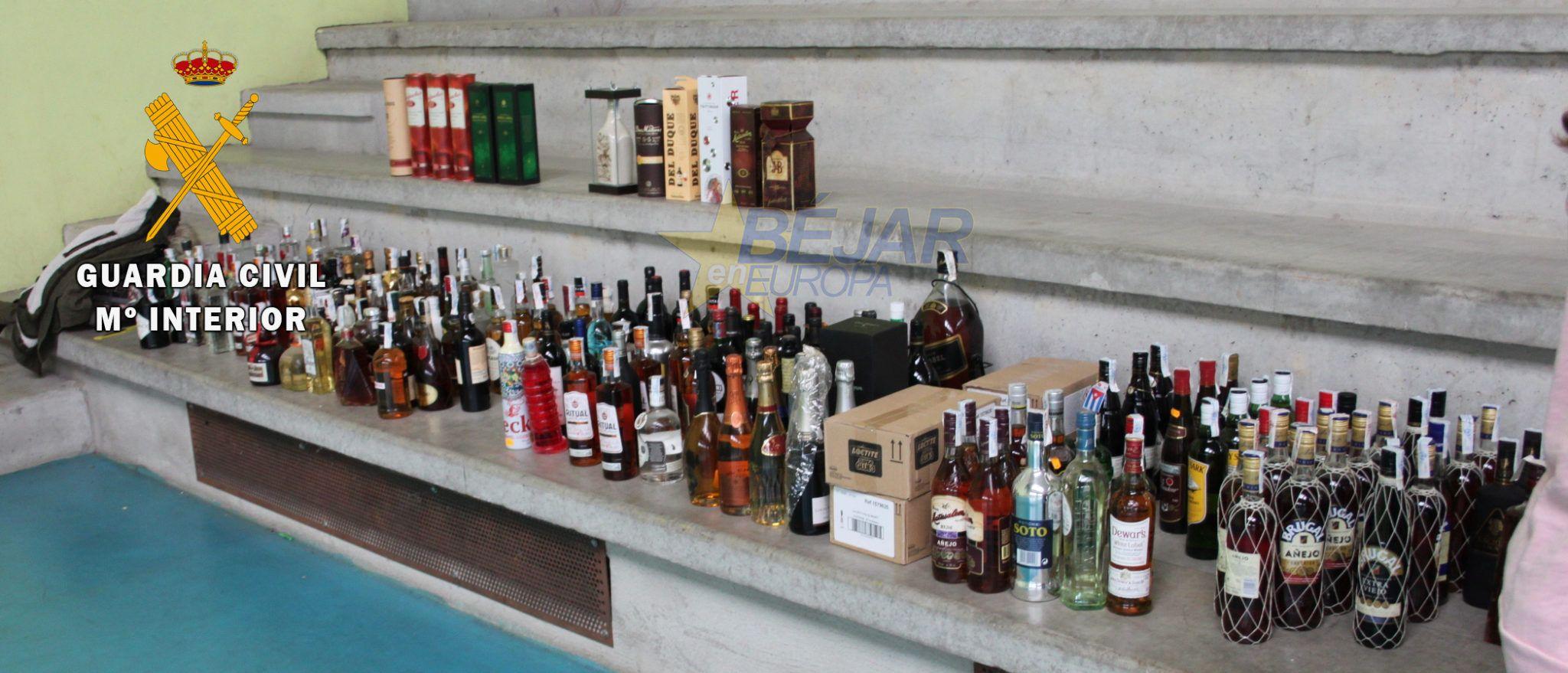 """La Guardia Civil cierra la operación """"LOPO"""" con la detención de los receptadores de la mercancía robada"""