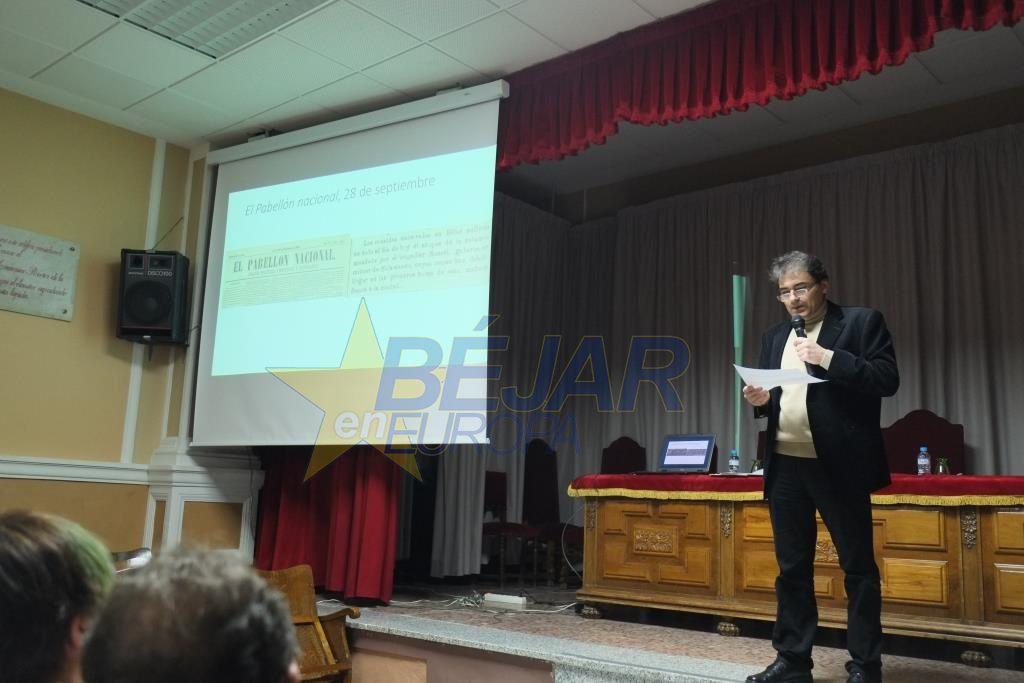 Broche final a la conmemoración del 150 aniversario de los hechos de septiembre de 1868 en Béjar