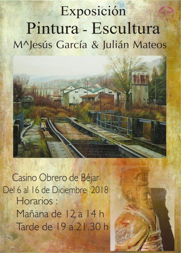 Exposición de Pintura en el Casino Obrero de Béjar