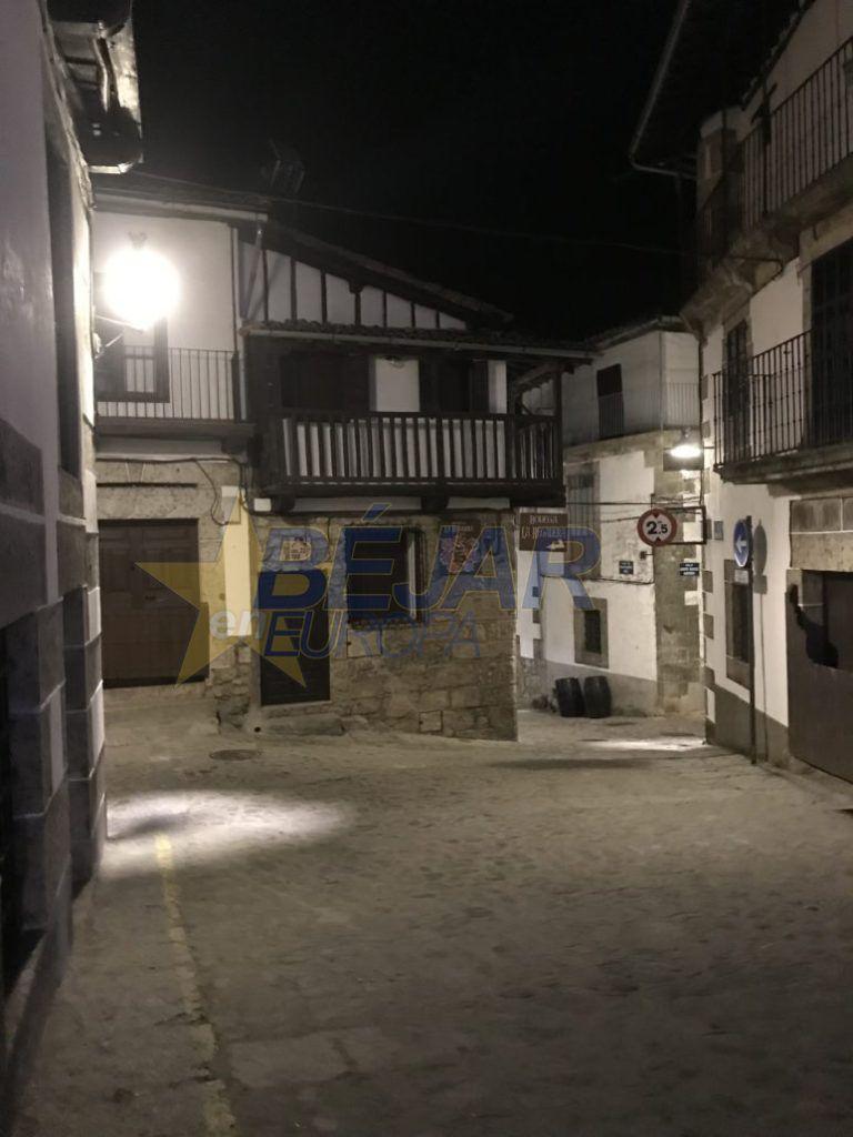 Renovación de las instalaciones eléctricas en Candelario
