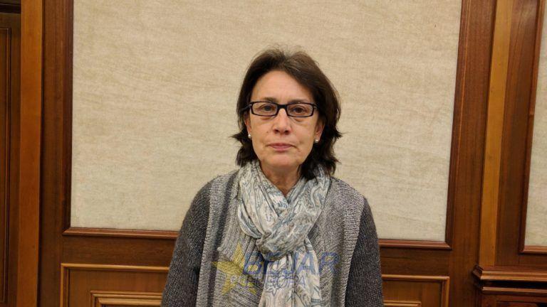 Francisca Andrés, edil de Cs en Béjar