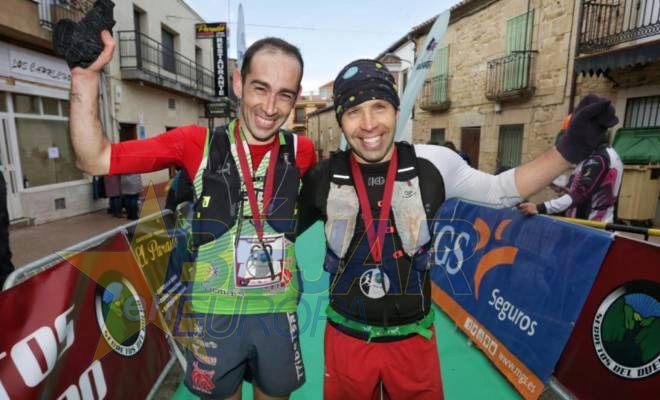 El bejarano Omar Valle y Jorge Sánchez comparten el triunfo en Aldeadávila