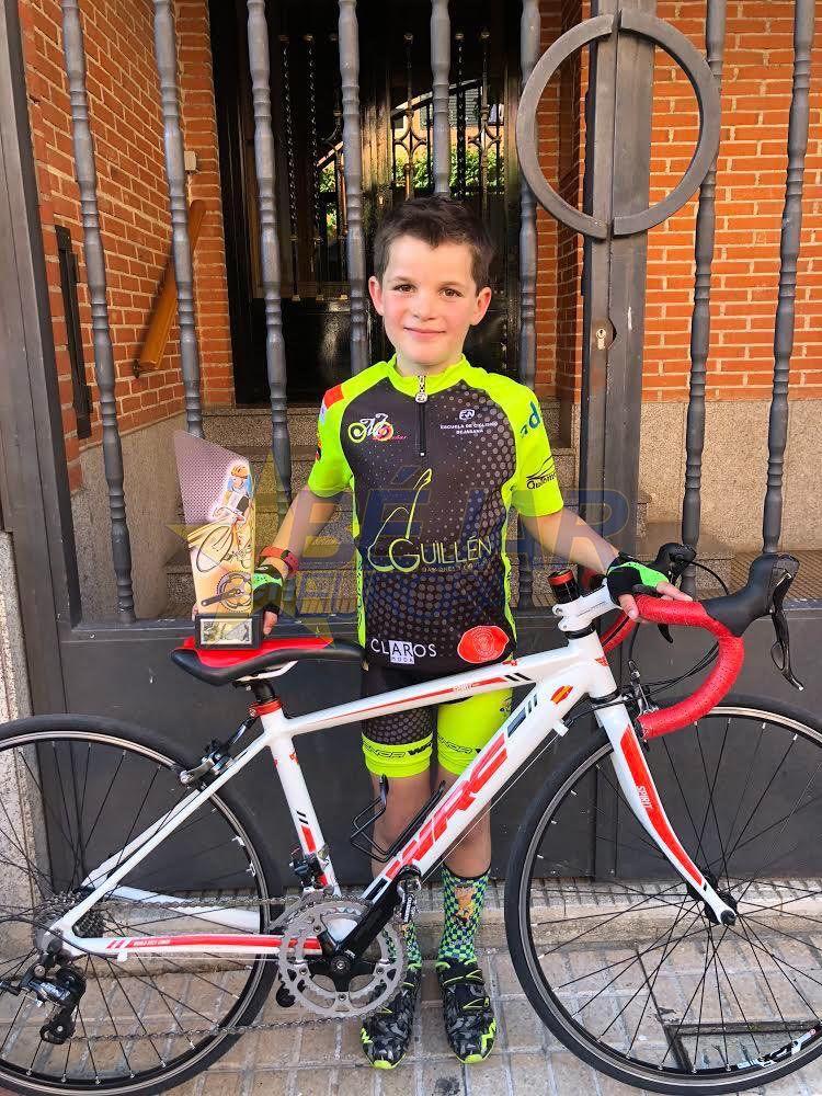 Fernando Martín - Escuela de Ciclismo Bejarana