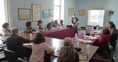 La red de cooperación de ciudades en la ruta de la plata se reúne Aldea del Cano