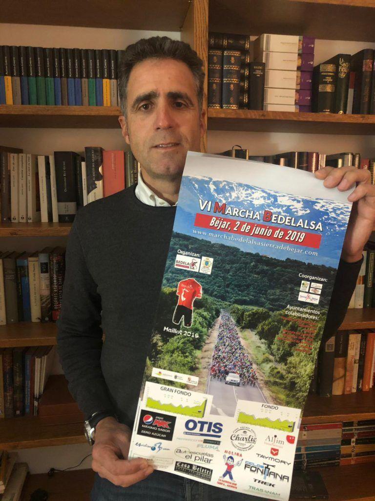 Miguel Indurain participará en la VI Marcha Bedelalsa