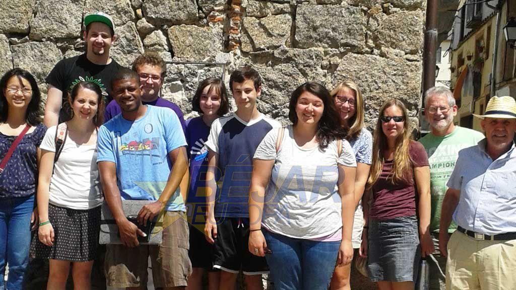 visitas internacionales al museo judío