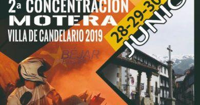 2ª Concentración motorista en Candelario