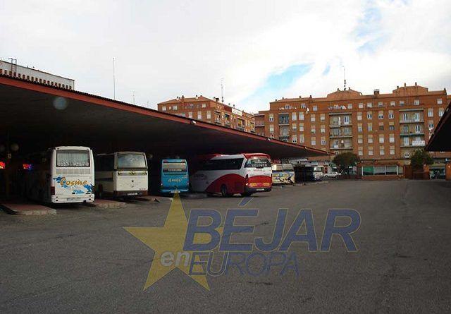 Estación Autobuses Salamanca