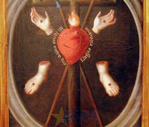 """La Seráfica Hermandad del Divino Salvador celebra el acto cuaresmal de """"Las cinco llagas de nuestro divino salvador"""""""