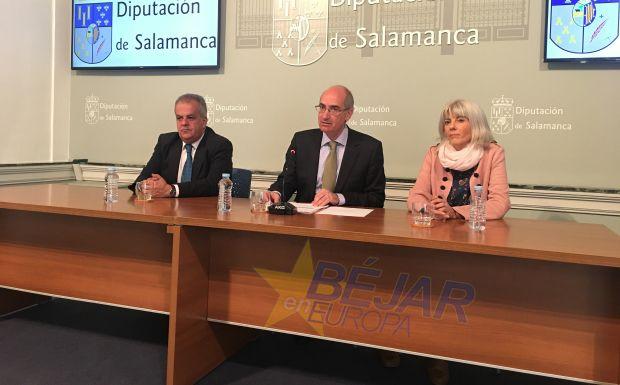 Los CEAS de la Diputación de Salamanca atienden a 12.688 usuarios, un 20 por ciento más que en 2015