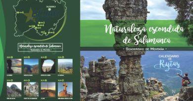 Ocho domingos 'de marcha' con el proyecto Naturaleza Escondida de la provincia de Salamanca