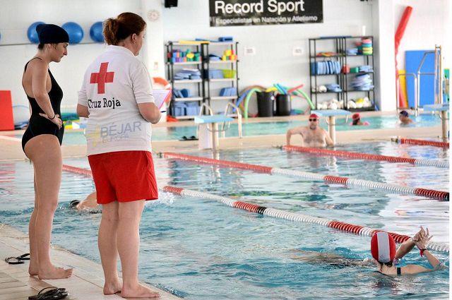 Socorrismo Acuático Cruz Roja