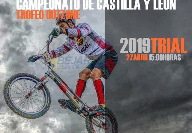 El paraje de la Cerrallana acogerá el Campeonato de CyL y el Trofeo Outzone de Bike Trial