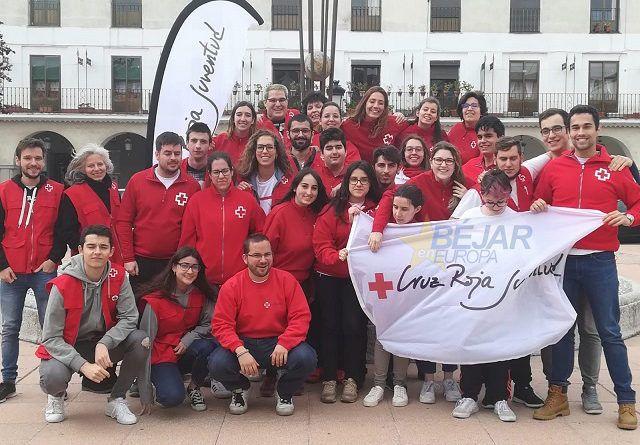 Cruz Roja Juventud ha tenido su encuentro formativo provincial en Peñaranda de Bracamonte