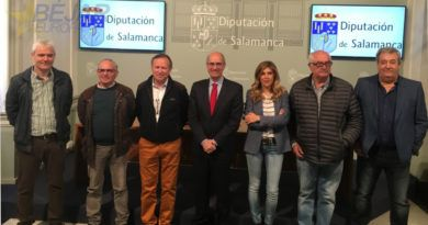 La Diputación de Salamanca destina cerca de 300.000 euros a los 5 Grupos de Acción Local de la provincia