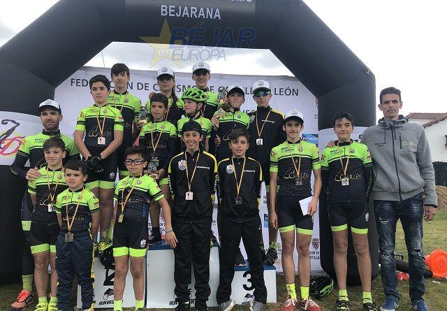 Escuela Ciclismo Bejarana