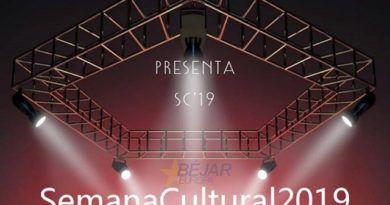 Semana cultural de la Escuela de música de Béjar