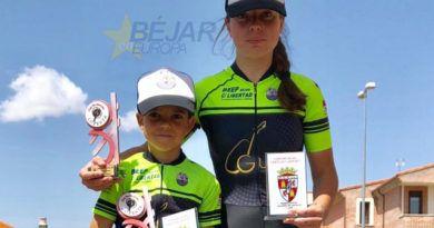 Natalia Ovejero y David Martín vencen en Benavente y ganan la copa