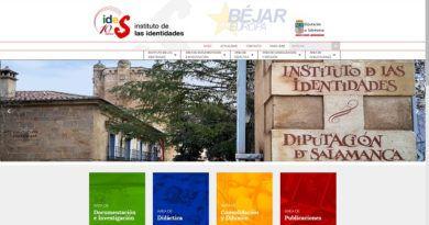 El Ides de la Diputación pone en marcha su nueva web