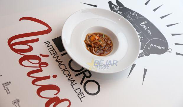 II Concurso Internacional de Cocina con Ibérico