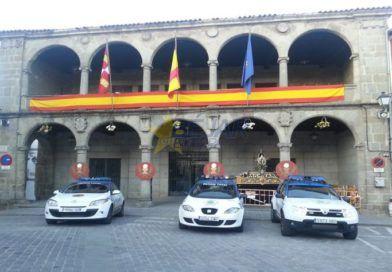 Béjar adquirirá un vehículo híbrido para la Policía Local por cerca de 23.000 euros