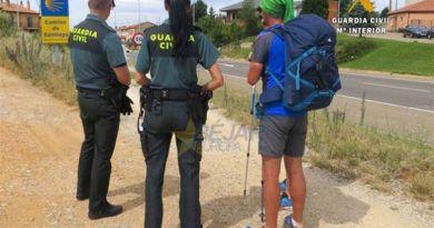 Villamayor | La Guardia Civil detiene a una mujer por un presunto delito de desobediencia en Estado de Alarma