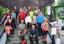 Celebrada la octava edición de la marcha del Rotary Club de Béjar