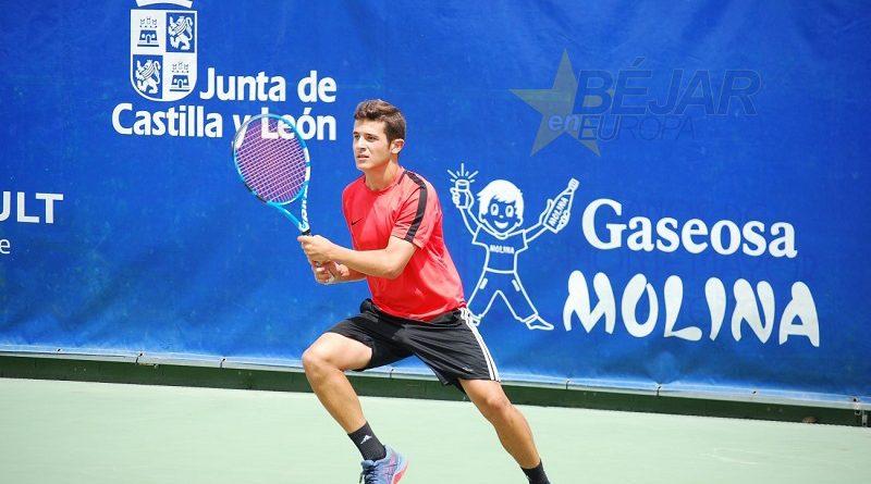 Domingo de Finales en el Open Ciudad de Bejar