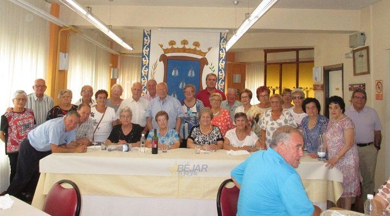 el Centro de Día de Mayores celebró su fiesta anual para bejaranos ausentes