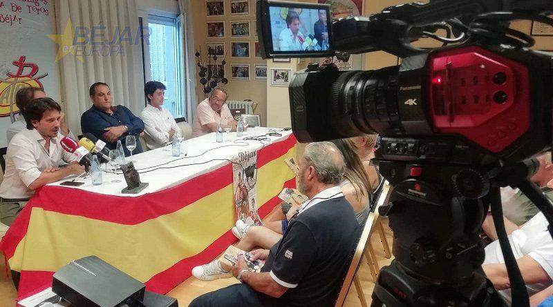 """Presentada la corrida del día 8 en """"La Ancianita"""""""