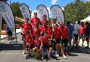 Excelentes resultados del CD Esquí La Covatilla en los Campeonatos de España, y de Castilla y León, de Alpino en Línea celebrada en Béjar