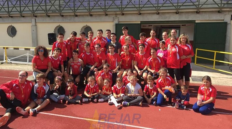 Campeonatos Bejaranos de atletismo Trofeo de Ferias