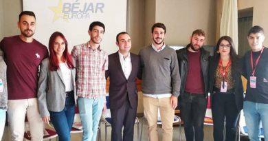 Miembros del CJB han participado en el encuentro de dinamización de las zonas rurales en San Martín de Castañeda