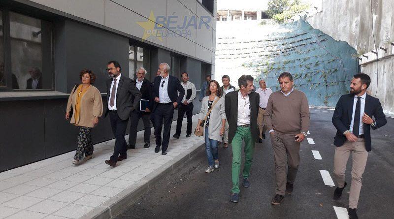 Sacyl recepciona la obra del nuevo Hospital de Salamanca