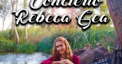 Concierto de Rebeca Gea, viernes 25 de octubre en el convento de San Francisco