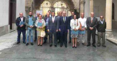 Diputación y Junta actualizan los inventarios de bienes municipales de 20 ayuntamientos