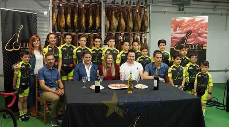 El Ibéricos Guillén y la Escuela de Ciclismo Bejarana separan sus caminos en 2020