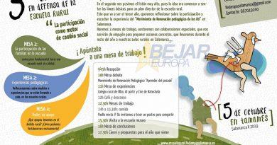 III Encuentro en Defensa de la Escuela Rural