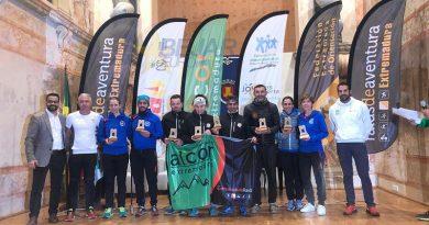 Victoria del equipo Los Vettones en el Campeonato de Extremadura