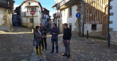 Chema de la Peña busca localizaciones para su nueva película